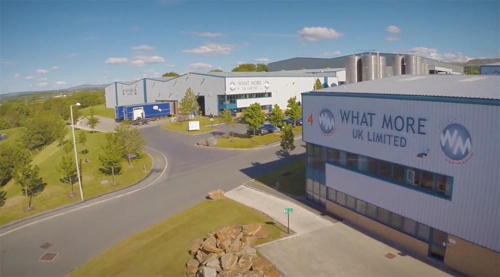 What More UK Ltd aerial 1