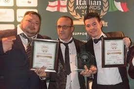 Ballaro chefs hold awards