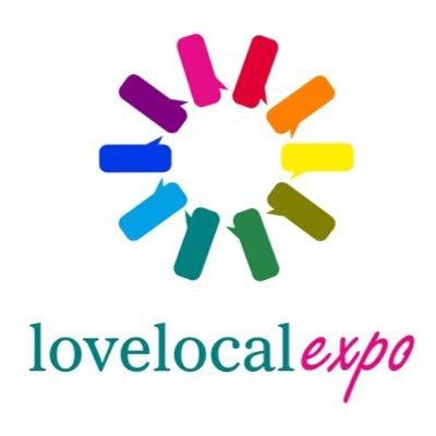 Love local expo logo
