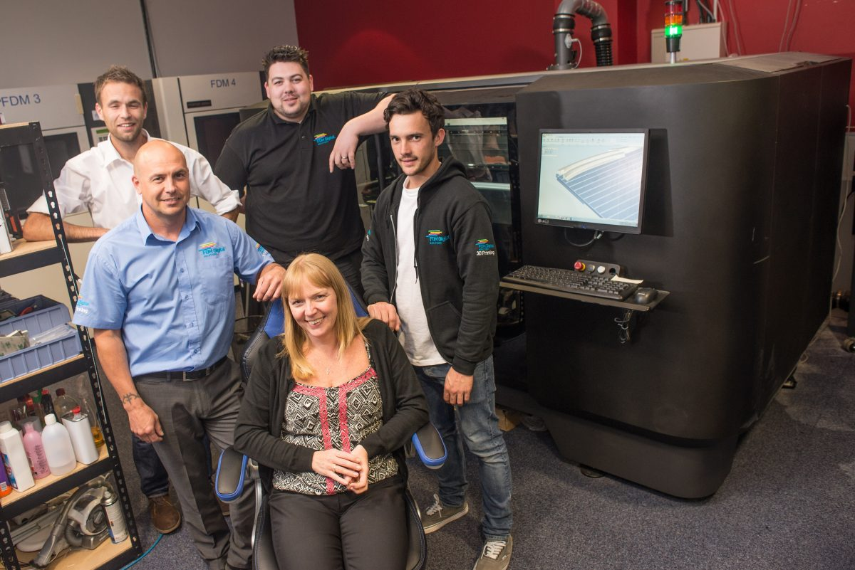FDM Digital Solutions employees