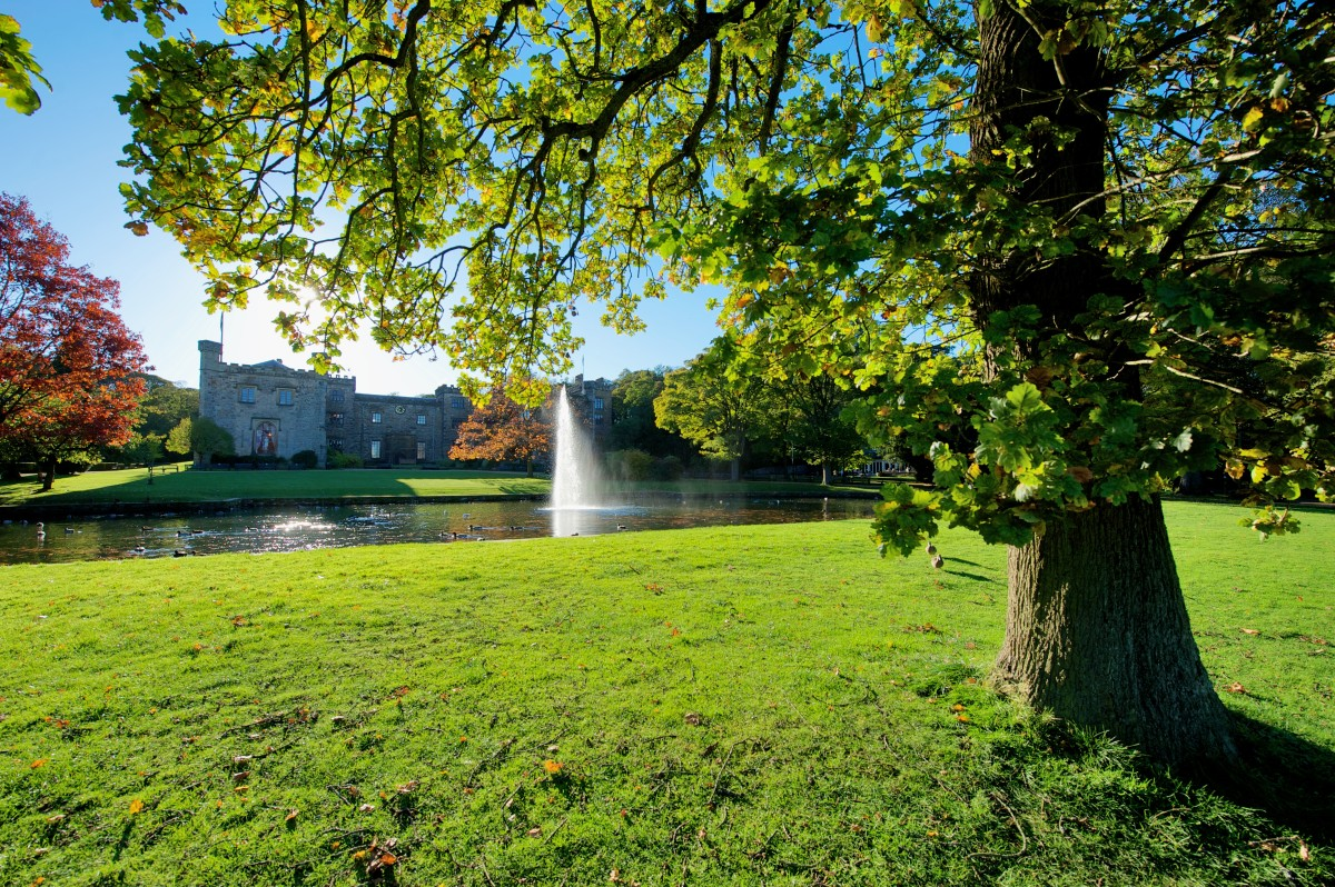 Towneley Park Burnley