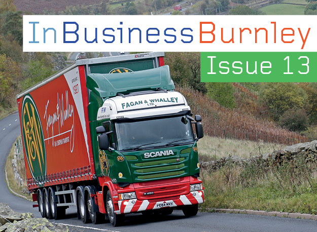 InBusinessBurnley – Issue 13