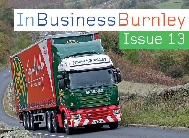 InBusinessBurnley – Issue 13