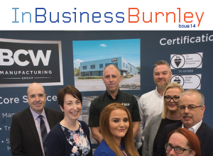 InBusinessBurnley – Issue 14