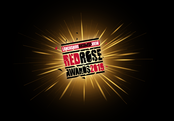 Lancashire Red Rose Awards 2019 Logo