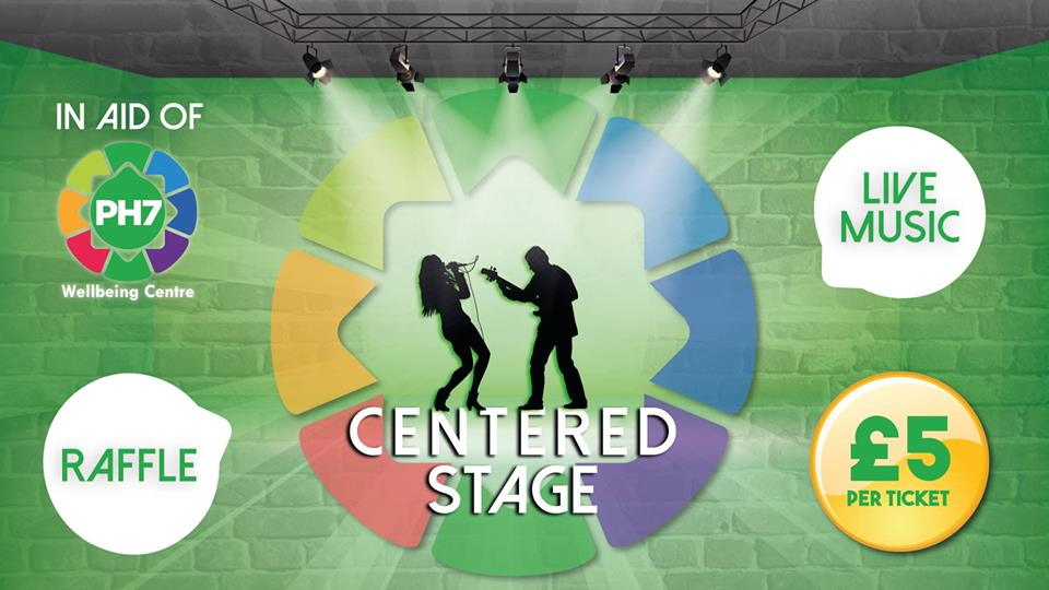 Centred Stage logo