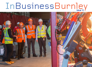 InBusinessBurnley – Issue 15