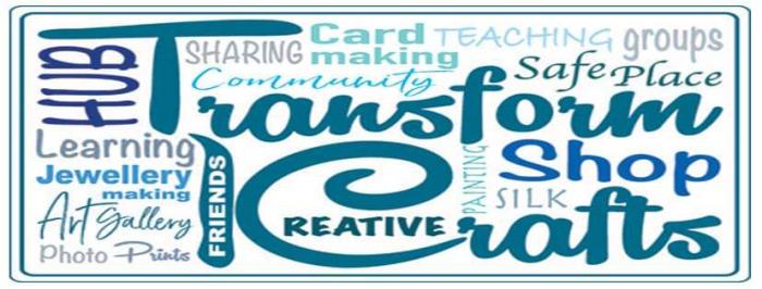 Transform Crafts logo