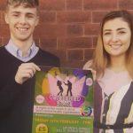 Apprentices Luke Pollard and Jaimie-Lea Bell