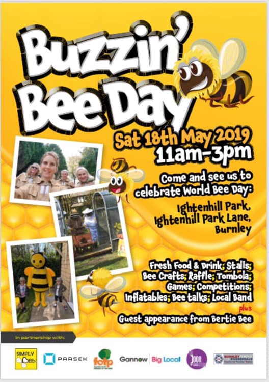 Buzzing Bee Day Information