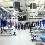 UCLan medical facility