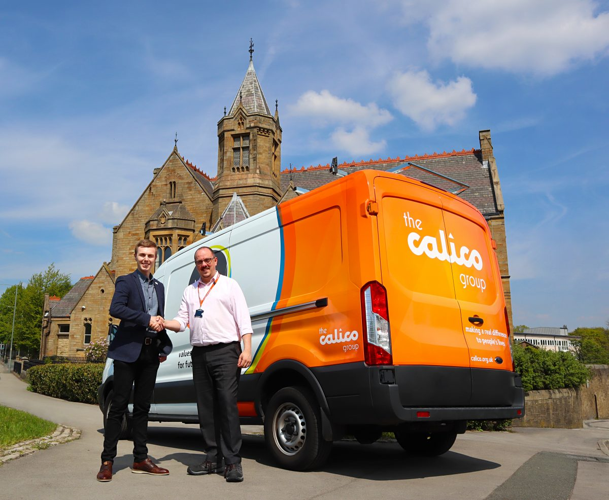 Sam Keenan left Marketing Manager +24 Marketing with Daryl Baker Head of Communications The Calico Group