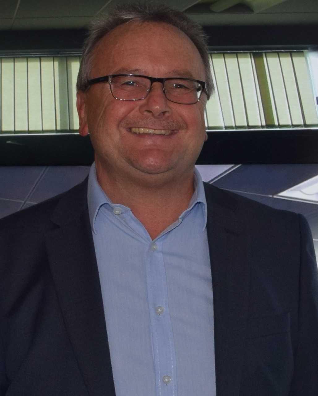 UVS Managing Director Steve Murphy