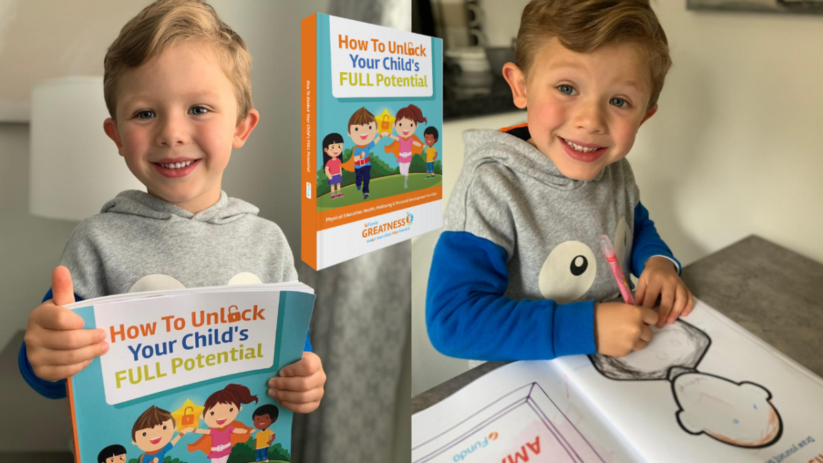 How to unlock your child's potential - FUNDA book