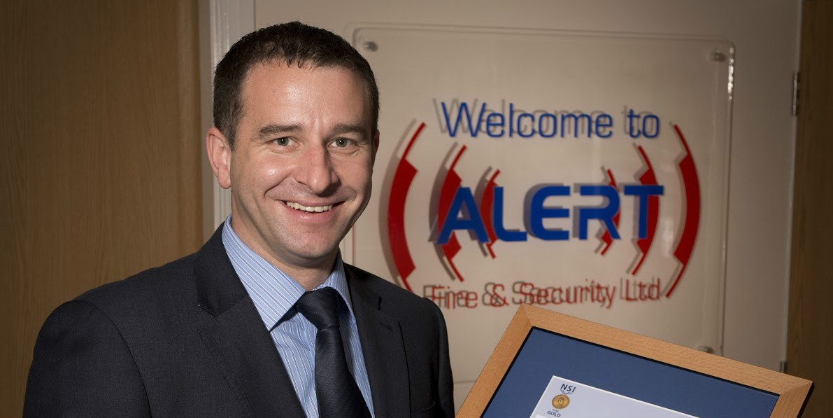 Trevor Shanley, Alert Fire and Rescue